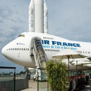 Un siècle de voyage aérien au Musée de l'Air et de l'Espace