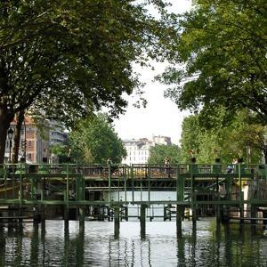 Croisière musicale Atmosphère sur le Canal Saint-Martin