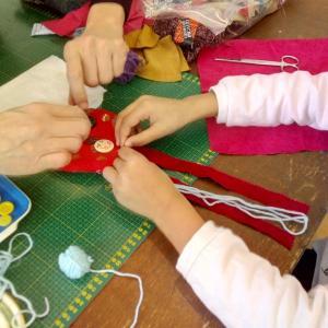 Atelier fabrication de marionnettes