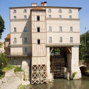 Le Moulin de Saint-Maurice