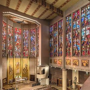 L'église Saint-Agnès de Maisons-Alfortet l'art déco en Val-de-Marne et - Conférence virtuelle