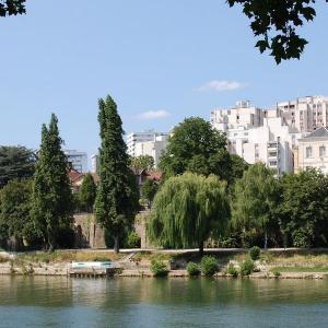 Spécial été - Les richesses de l'Ile-Saint-Denis, entourée par la Seine
