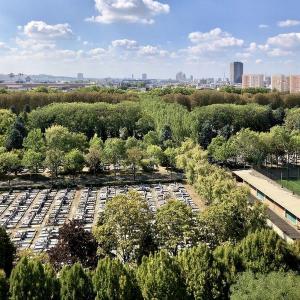 Spécial été - Pantin, le quartier des Quatre-Chemins et son cimetière parisien