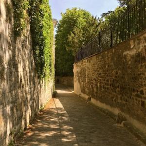 De Trocadéro à Jasmin, voyage à travers le vieux village de Passy