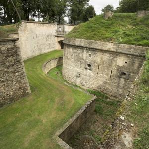 Architecture militaire au fort de Sucy-en-Brie