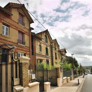 Art Nouveau à Nogent-sur-Marne