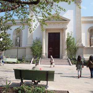 Spécial été - Visite guidée de l'église Notre-Dame à Vincennes