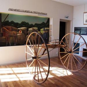 Le musée du Trot - Domaine de Grosbois
