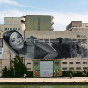 Spécial été - Art urbain au fil de l'Ourcq