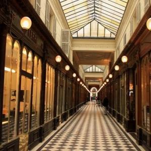 Les passages connus ou secrets de Paris