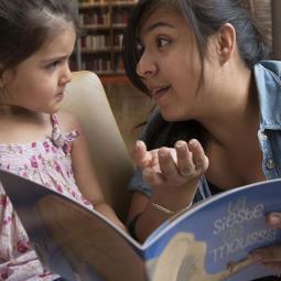 """""""Raconte-moi des histoires"""" à la BnF pour les 3-6 ans"""