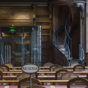 Salle Labrouste© BnF