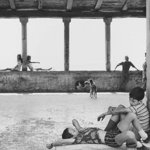 Simiane-la-Rotonde© Fondation Henri Cartier-Bresson / Magnum Photos