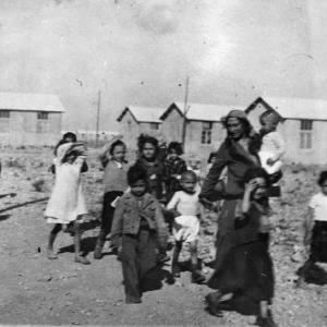Répression, persécution et internement des nomades en France »