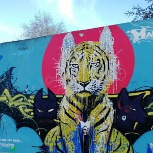 L'art du graff dans le 19e arrondissement de Paris