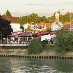 Croisière sur la Marne : Paysages bucoliques, guinguettes et villégiature