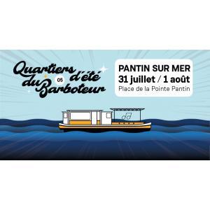 Atelier Eco L'eau au Barboteur à Pantin