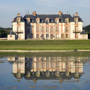 Visite commentée du Château de Grosbois