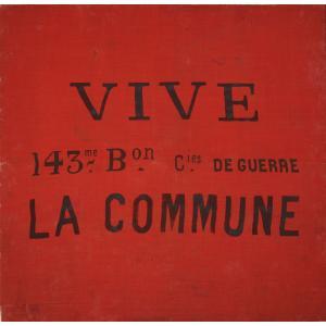 Visite guidée : La Commune - Journées du Patrimoine 2021