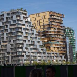 Randonnée urbaine dans le 13ème arrondissement