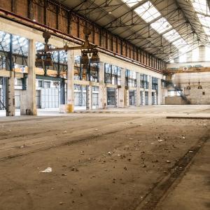 Des usines au centre-ville de La Courneuve, visite exceptionnelle de KDI - Journées du patrimoine 2021