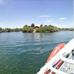 Mercredi j'ai bateau ! Croisière en Seine du musée d'Orsay à Saint-Denis