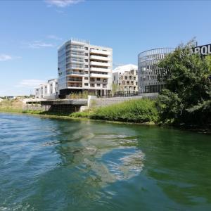 Croisière sur la Seine entre Saint-Denis et le musée d'Orsay