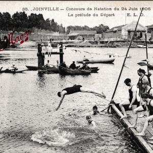 Croisière - rencontre : Vers la baignade en Marne en 2022 ?