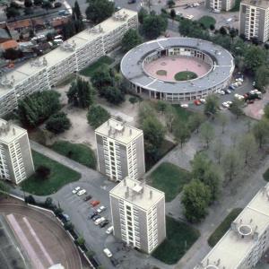 cité Émile-Dubois, années 1980 ©Patrice Lutier