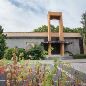 Découverte « Architecture et paysage » de l'église Saint-Patrice d'Orgemont