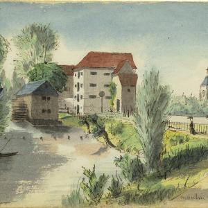 La fabrique d'un moulin- journées du Patrimoine