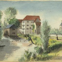 Atelier : la fabrique d'un moulin - Journées du patrimoine