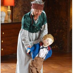Les marionnettes racontent le château de Grosbois- Journées du patrimoine