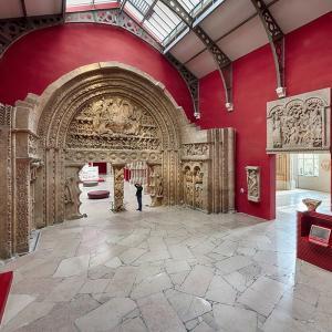 Cité de l'Architecture et du Patrimoine - Visite guidée sur l'architecture du Moyen-Age