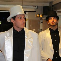Un diner-spectacle au Marché de Rungis - Les Comédies Musicales
