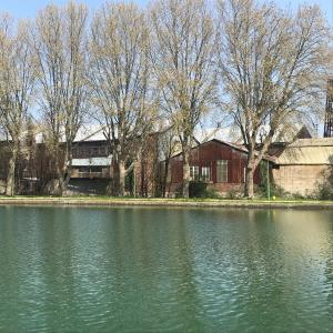 Canal Saint-Denis : des friches industrielles aux pépinières artistiques - Journées du patrimoine