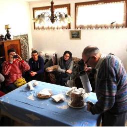 Balade Ciao Italia à la Courneuve - Journées du Patrimoine