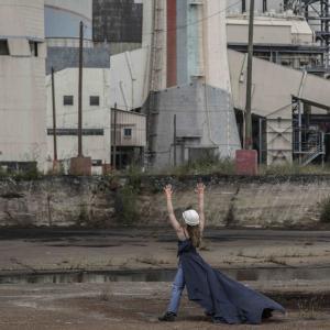 """Parcours artistique à la centrale EDF de Vitry """"Relai de sensibilité"""" - Journées du Patrimoine"""