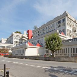 Mozinor, la zone industrielle verticale de Montreuil - Journées nationales de l'architecture