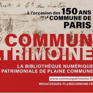 Table ronde autour du livre La Commune de 1871 - Journées du patrimoine