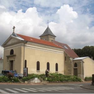 Visite guidée de l'église Saint Pierre Saint Paul de Montfermeil - Journées du patrimoine