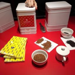 Discover and taste African teas in Paris