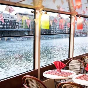 Croisière Guinguette Parisienne sur la Seine