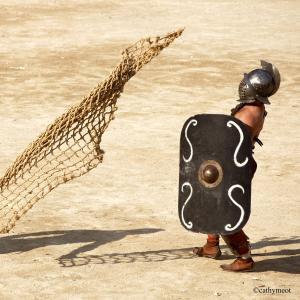 Les gladiateurs sont dans l'arène ! - Journées du patrimoine