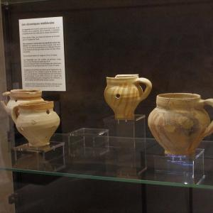 Visite de l'exposition archéologique au château de Villemomble - Journées du patrimoine