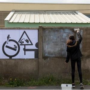 """Atelier """"Street art"""" à Epinay-sur-Seine - Journées du patrimoine"""