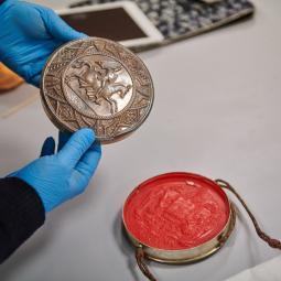 Restaurer et numériser pour préparer l'avenir aux Archives diplomatiques - Journées du patrimoine