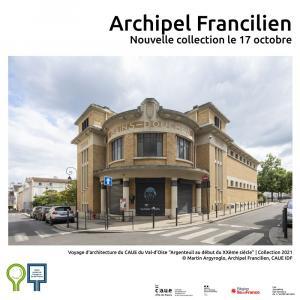 Argenteuil au début du XXème siècle - Archipel francilien