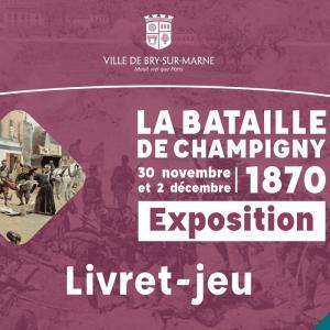 Visite familles - Expo sur la bataille de Champigny