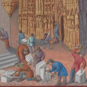 Adopte un.e chercheur.se : les chantiers au Moyen Âge